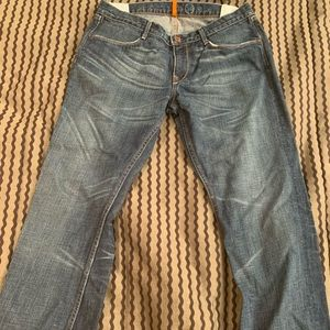 Earnest Sewn Jeans 34X32 super soft